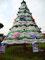 Nachweihnachten - Überall stehen Tannenbäume