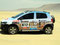 Erwischt - Crossfox beim Training für die Rallye Dakar im Reserva Nacional de Paracas