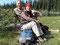 12 km Hike im Revelstoke Nationalpark - Pause am Eva Lake