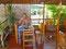 Gemütlich - Dachterasse im Hostal Brabant in Nazca