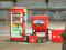 Sogar mit Kühlschrank - Bobs Bar bietet kalte Getränke