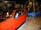Für jedermann - Umzugsfahrzeug beim Nachkarneval in Chuy
