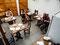 Sicher - Frühstücksbereich im Hotel Killari in Lima