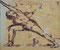 "Aus dem Zyklus ""Yoga"", 1996, Öl auf Leinwand, 150x100 cm"