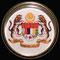 Malasia (escudo nacional).
