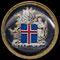 Islandia (escudo nacional).