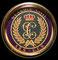 Emblema del Grupo especial de Seguridad Agrupación de Reserva y Seguridad de la Guardia Civil  ARS-GES.