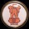 India (escudo nacional).
