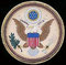 U.S.A. (Sello nacional).