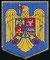 Rumanía (escudo nacional).