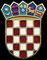 Croacia (escudo nacional).