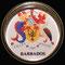 Barbados (escudo nacional).