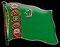 Turkmenistán.