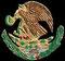 México (escudo nacional).