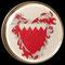 Bahrein (escudo nacional).
