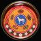 Turkmenistán (escudo nacional).