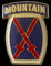 10 th. Mountain Division.