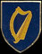 República de Irlanda (escudo nacional).
