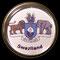 Swaziland (Escudo Nacional).