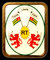 Togo. Escudo nacional (national coat of arms).