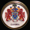 Gambia (escudo nacional).