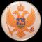 Montenegro (escudo nacional).
