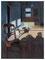 /Küche, 160 x 120 cm, Öl auf Baumwolle, 2013