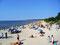 Strand von Palanga