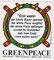 Greenpeace - Weissagung der Cree- 1984
