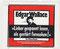 Edgar Wallace Werbung für Buch 1989