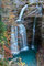 Cascada de la Cueva en el río Arazas