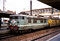 Gare d'Arras, la BB 16625 avec un TER. Novembre 2002. Photo MB