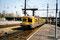 La rame TER E 38 en gare de Lille-Flandres le 03/04/2002. Absence de logo à l'avant. Photo MB