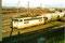 BB 25576 en tête d'un train de céréaliers prête au départ - Triage de Somain - 10.03.1995 - Photo MB