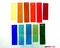 Glas Deko Regenbogen 11 tlg. für Windspiel Mobile