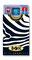 gestreifter Kartenschutz cardbox c 048 Zebra