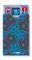 cardbox c 0159 Blumen blau