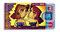Horoskophülle cardbox c 064 Zwillinge