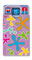 Kartenschutzhülle cardbox c 0260 retro lila