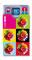 cardbox c 0175 Farb-Blumen