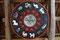 Tafel mit allen japanischen Tierkreiszeichen (je Jahr ein Tier)