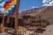 Souvenierstand bei der Puente del Inka