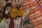 Tilcara - jedes Bild ist liebevoll als Mosaik aus Körnern, Samen, Blumen und vielem mehr gestaltet.
