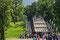 Peterhof - Brunnen im weitläufigen Park