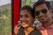 ... und wieder ... auch unsere Gondelmitfahrer wollten unbedingt, dass ich ein Bild von ihnen mache ...  und natürlich auch sie von uns und ein Selfie mit allen vier. Gehört zu Indien!