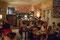 Tilcara - wir genehmigten uns in einem wundervollen Kunst- und Esslokal ein sehr gutes Nachtessen.