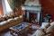 """Valparaiso - """"Puerto Natura"""". Ein wunderbar klassisch alt eingerichtetes Liebehaber-Hostel."""