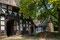 LWL - Mehrgenerationenhof. In diesen Höfen wohnten die ganze Familie und die Bediensteten in einem grossen, unterteilen Raum mitsamt dem Vieh.