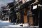 Strasse mit alten Handwerkshäusern