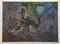 Karambolage; oil on canvas; 190 x 250 cm; 2016